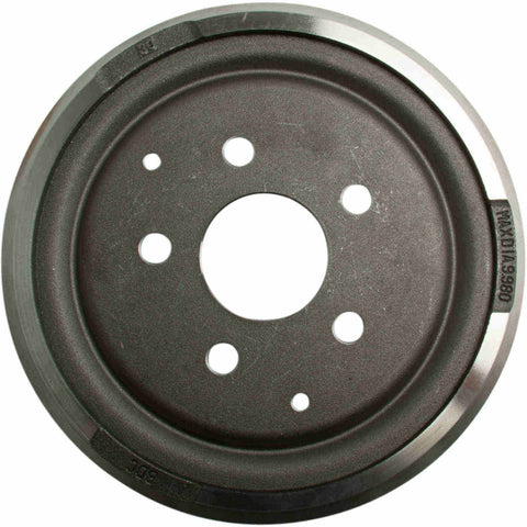 Rear Brake Drum, Bus 71-79