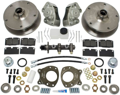 Empi Front Disc Brake Kits - Type 2 Transporter Bus 1968-1970