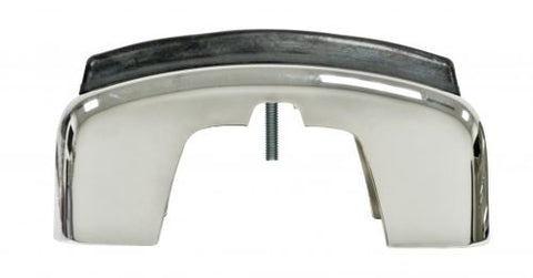EMPI 0750 Chrome Bumper Guards for bumpers with Impact Strip