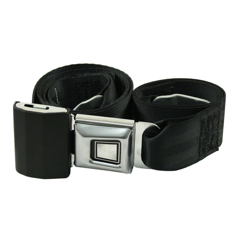 EMPI ADJUSTABLE 2 POINT SEAT BELT , PUSH BUTTON BUCKLE, EACH