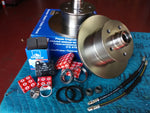 Complete Vanagon Front Brake Kit 80-85