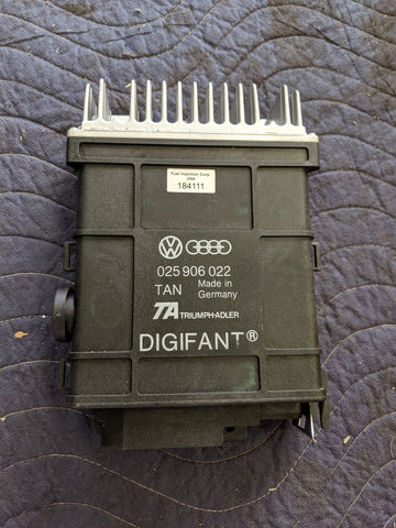 Digifant ECU, T/A