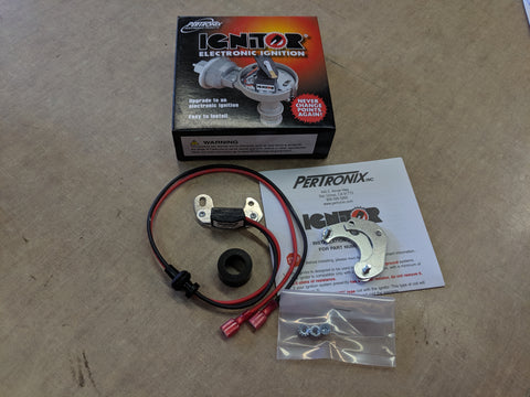 Pertronix Electronic Ignition for Vacuum Advance