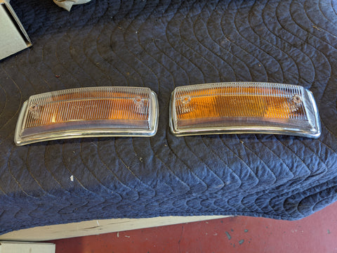 Turn Signal Lens, 68-72; Left or Right