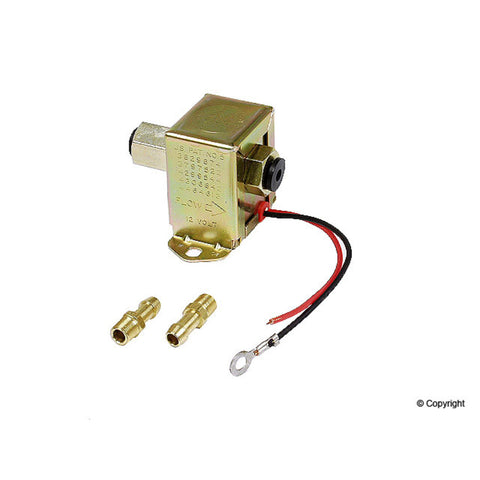 Fuel Pump, Facet 1.5-4 PSI