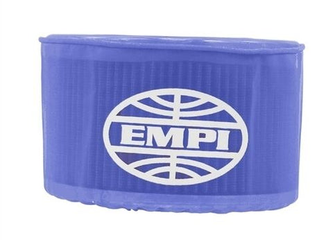 EMPI 43-6141 Pre-Filter For EMPI 40mm Solex/Brosol, Blue
