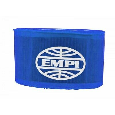 "EMPI 43-6101 Oval, 7"" x 4 1/2"" x 3 1/2"", Blue"