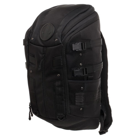 Deadpool Tactical Backpack With Deadpool Logo Shop now at The Kid Squad FREE SHIPPING