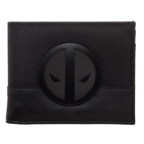 Marvel Deadpool X-Force Insignia Bi-Fold Wallet shop now at the kid squad free shipping