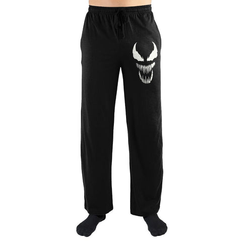 Venom Face Marvel Comics Lounge Pants Shop now at the kid squad free shipping