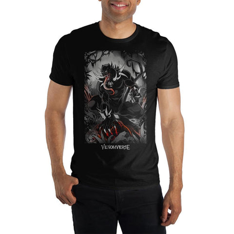 Marvel Comics Venom T-Shirt Shop now at the kid squad free shipping