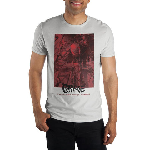 Shop Now! Carnage marvel comics t-shirt at The Kid Squad FREE SHIPPING!