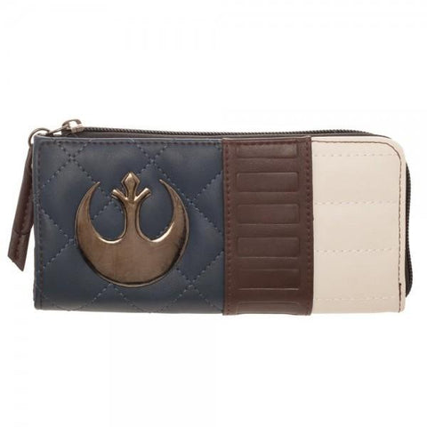 Star Wars Han Solo Zip Wallet Shop now at the kid squad free shipping
