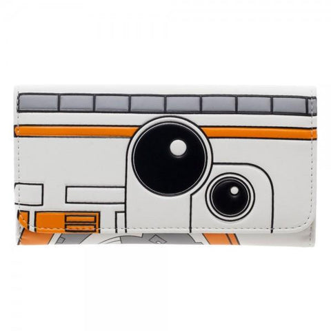 Star Wars BB8 Juniors Flap Wallet Shop now at the kid squad free shipping