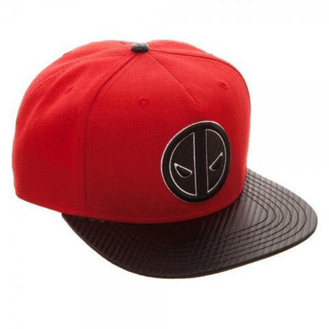 Marvel Deadpool Carbon Fiber Snapback Shop now at the kid squad free  shipping 70631d6e0c9