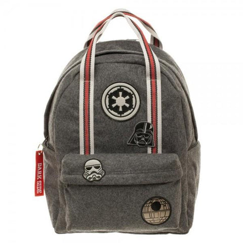 Star Wars Imperial Top Handle Backpack Shop now at the kid squad free shipping
