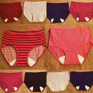 Moontime Undies 10pk
