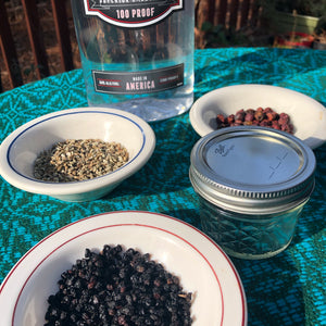 DIY Tincture Making Workshop