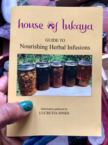 Guide to Nourishing Herbal Infusions