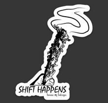 Shift Happens T-Shirt. Unisex