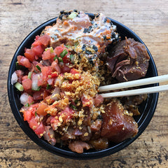 fort ruger poke bowl kakaako kasuals