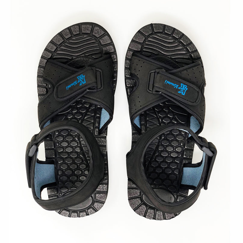 men's slippers, slides, men slides, velcro sandal