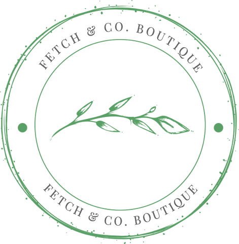Fetch and Co Circle Logo