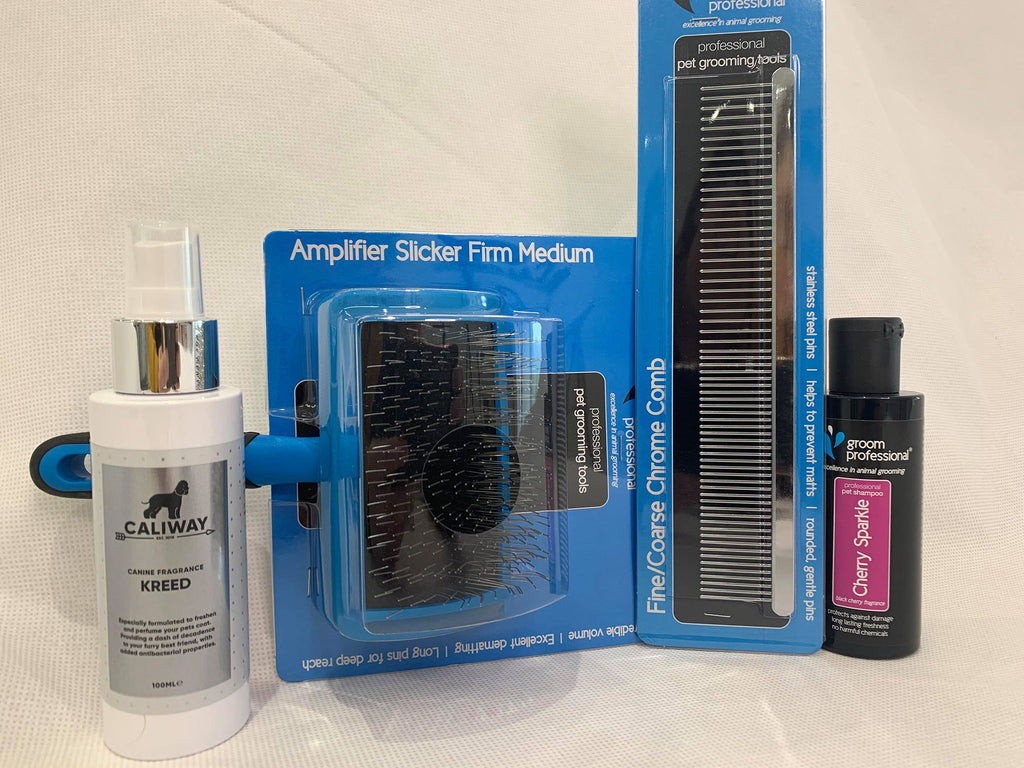 Grooming Maintenance Pack (Long coat)