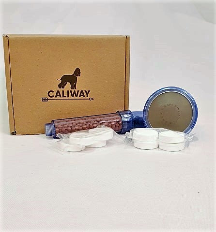 Caliway Spa Tabs (with Shower head)