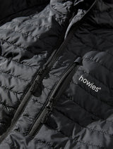 Black Windproof Jacket