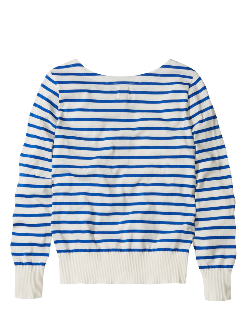 Women's Boaty Long Sleeve Top