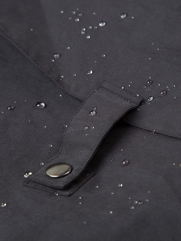 Bettina Waterproof Coat Button