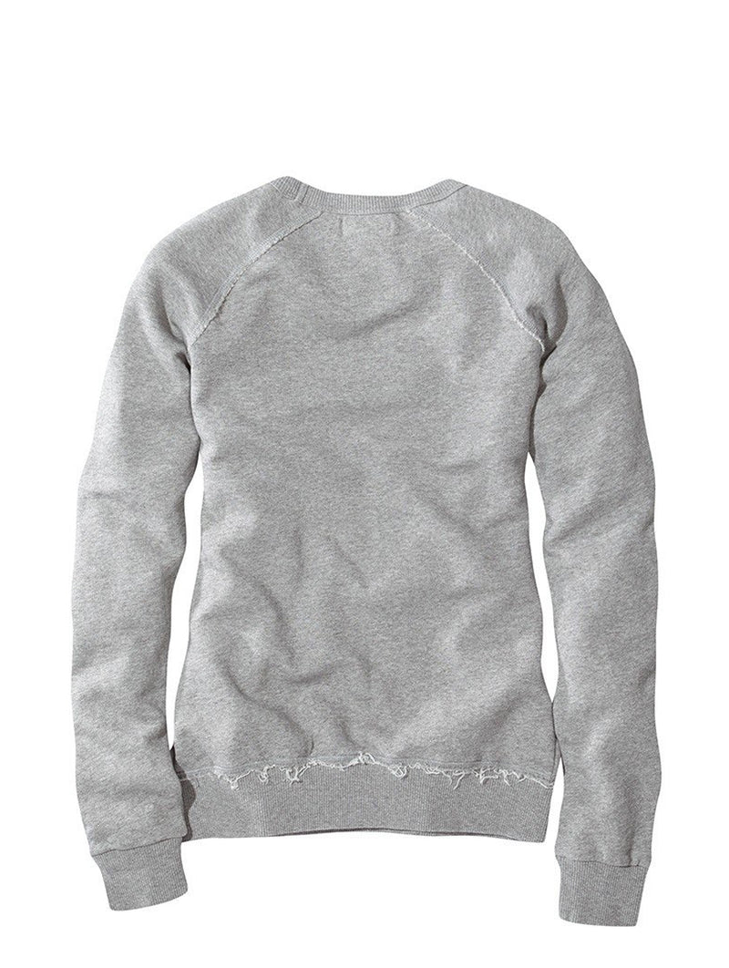 Grey Marl Sweat Shirt