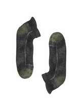 Dark Grey Military Merino Socks