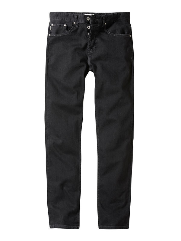 Men's Slim Organic Black Jean