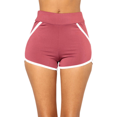 Workout Waistband Yoga Running | Shorts