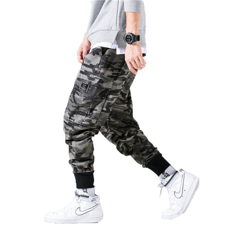 Camouflage Tactical Cargo | Pants