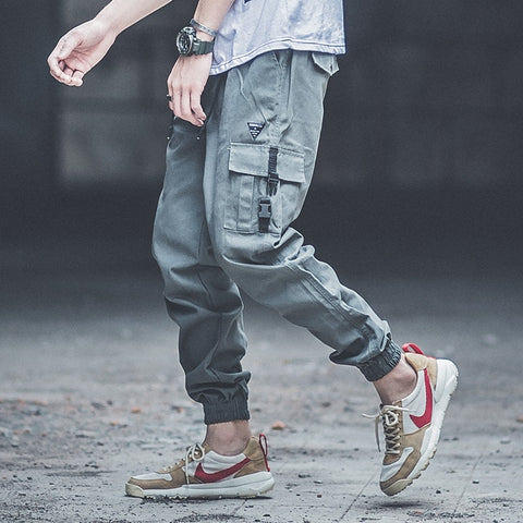 Fitted | Clip Cargo Pocket | Jogger Pants