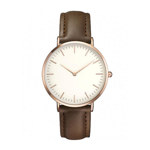 Classic | Wrist Watch | Leather Band