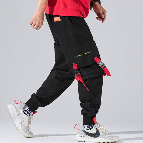 Casual Tapered Jogger | Cargo Pants
