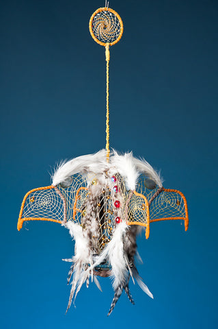 Eagle Dream Catchers