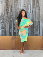 Vibrant Thang | Tye Dye Dress