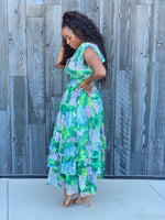 Full Bloom | Floral Dress