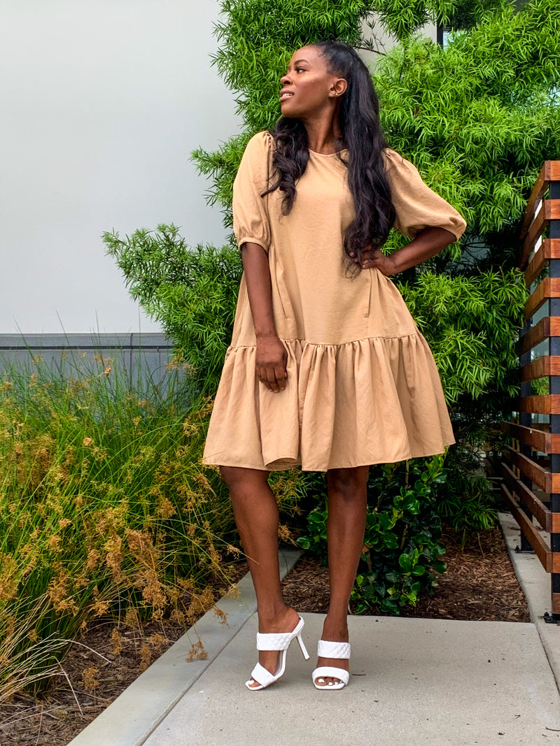 Such a Doll | Baby Doll Dress