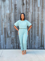 Mint-To-Be | Jogger Set