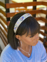 Simone — Jeweled Headband