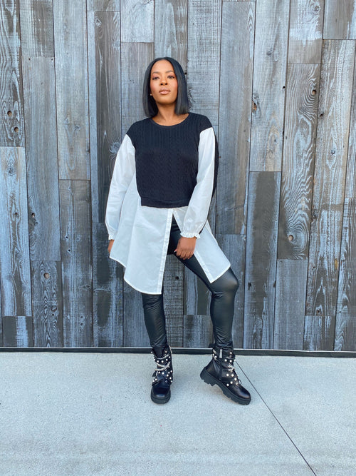 Sweater Weather | Tunic/Dress