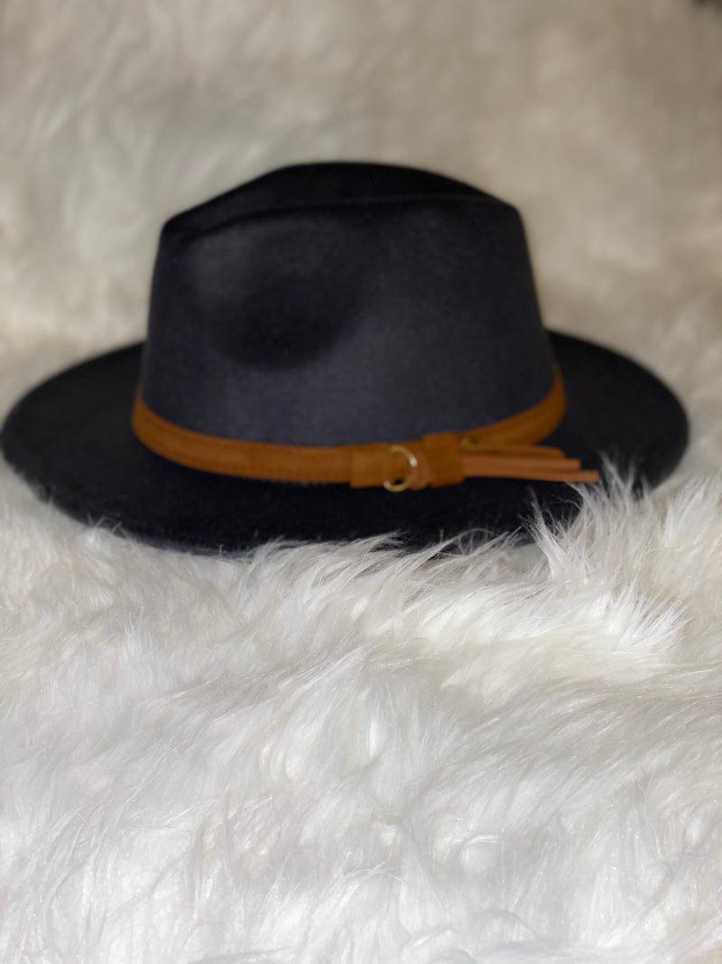 Mad Hatter| Fedora Hat