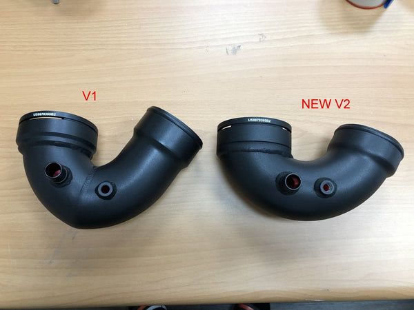 ftp m3 m4 charge pipe v1 v2 differences