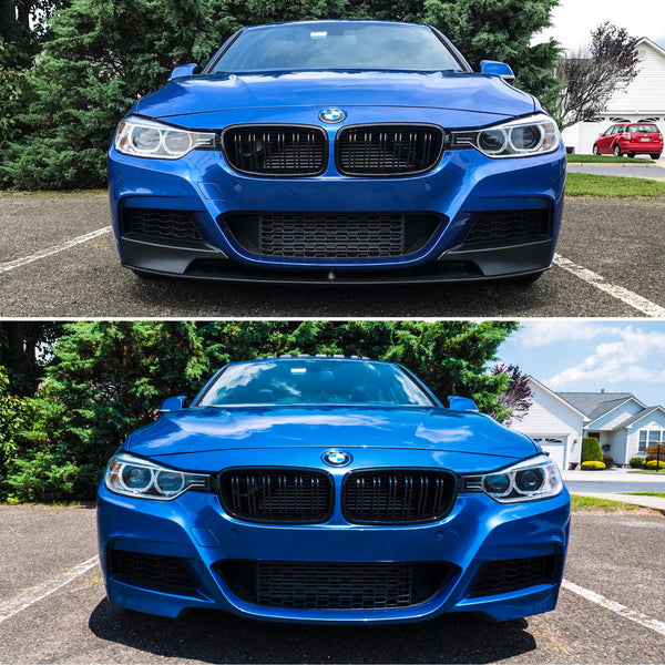 f30 m performance front lip